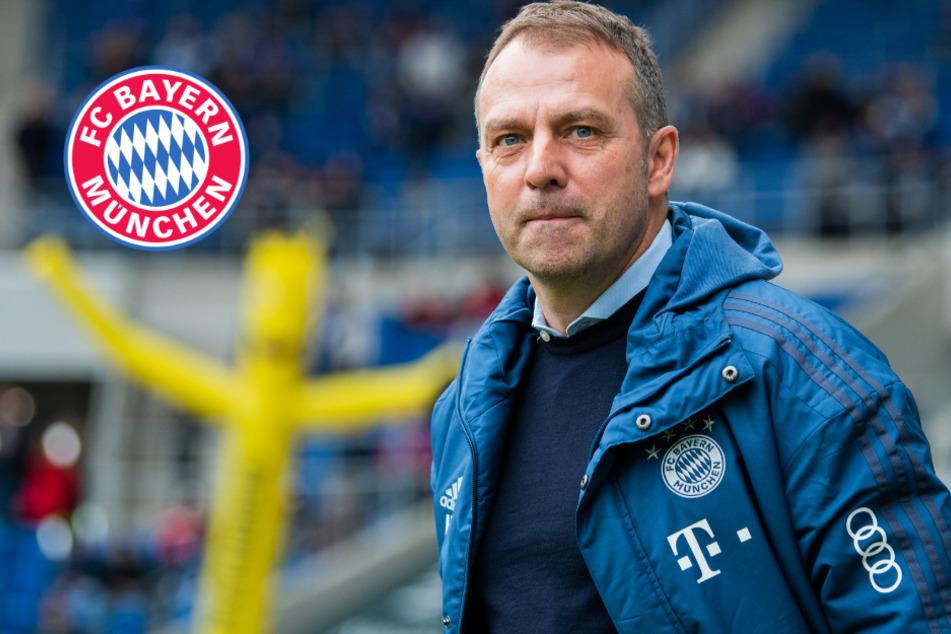 FC Bayern verlängert Vertrag mit Coach Hansi Flick