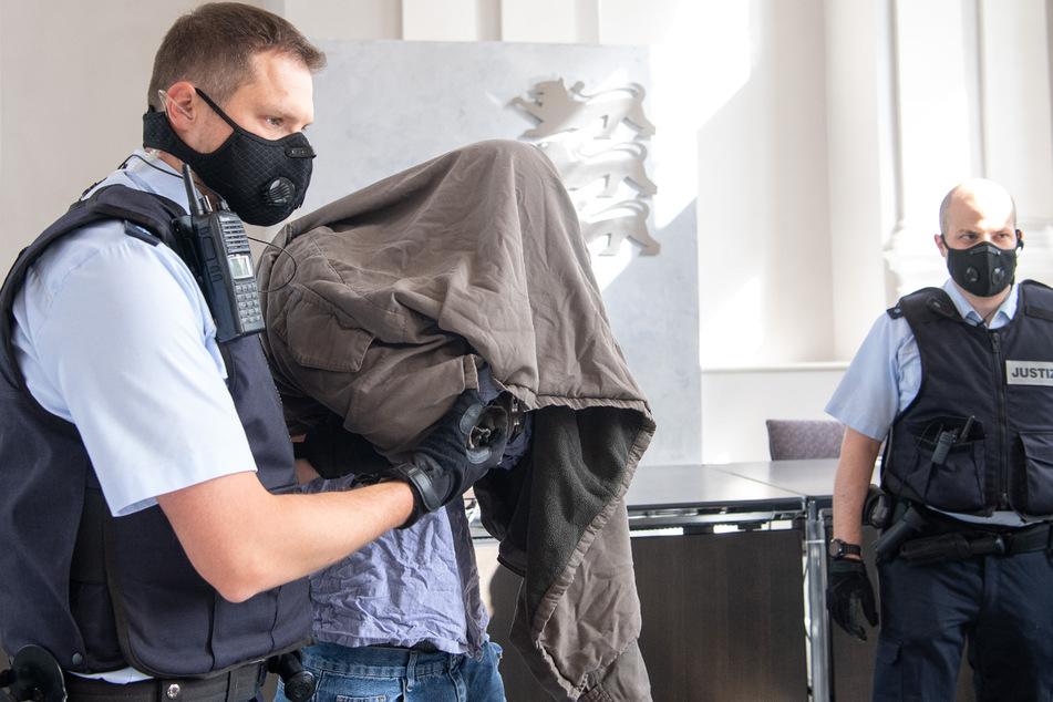 30 Mal abgedrückt: So grausam erschoss der Killer von Rot am See seine Familie