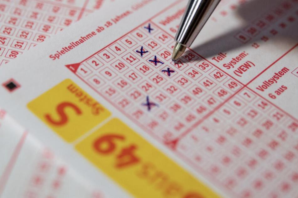 Nur vier Millionen-Gewinne: Mäßiges Lotto-Jahr für Sachsen