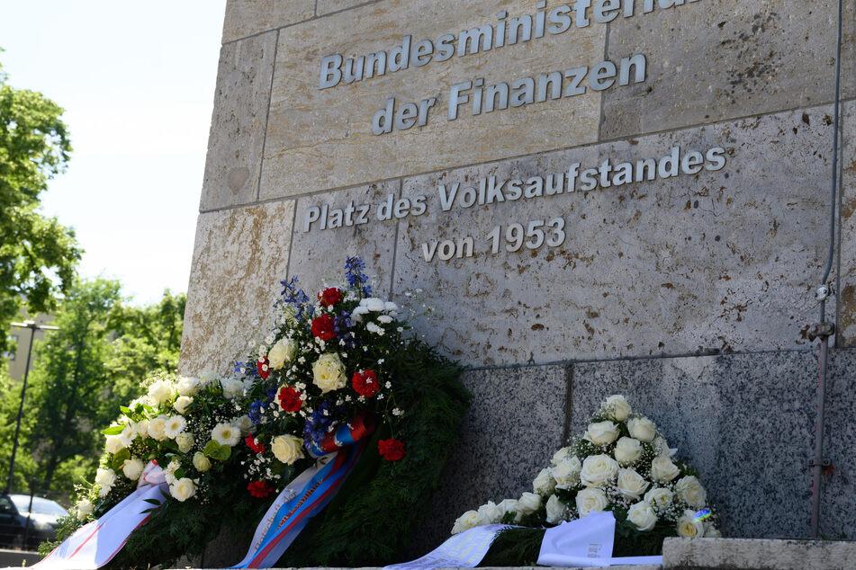 Vor 68 Jahren gingen rund eine Million Menschen in der DDR auf die Straße.