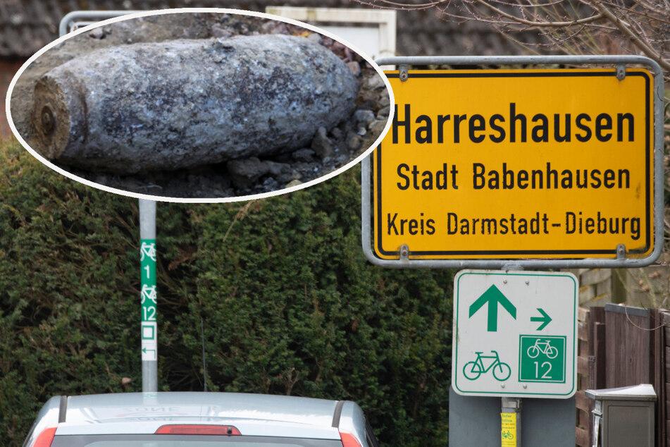 Um 8 Uhr soll am heutigen Freitag die Evakuierung von Harreshausen beginnen.