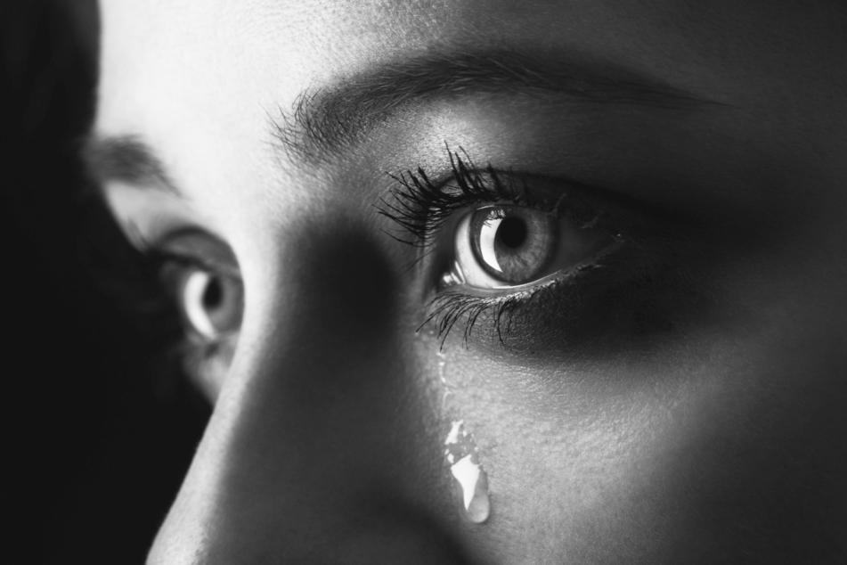 """Hämolakrie bedeutet """"blutige Tränen"""". Dabei tritt Blut aus einem oder beiden Augen aus. Die Menge kann gering und kaum sichtbar oder sehr deutlich sein. (Symbolbild)"""