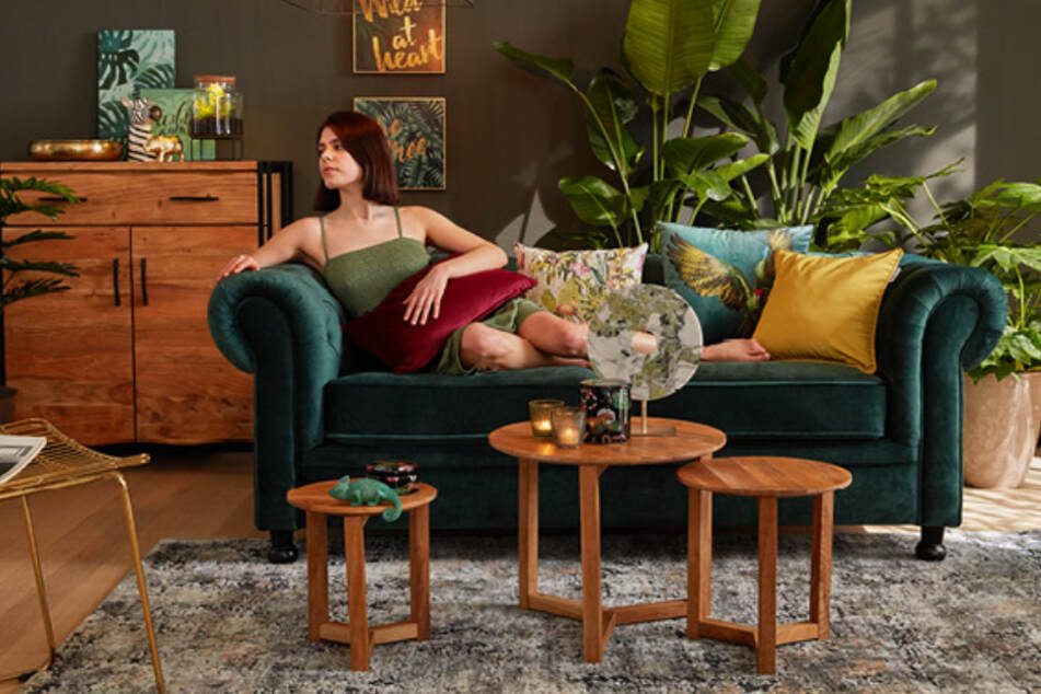 Wer hier Möbel kauft, spart bis 35% und die Mehrwertsteuer