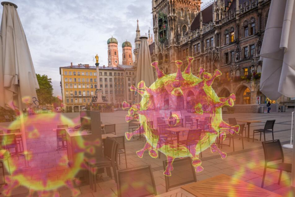 In München hat sich die Corona-Lage noch nicht stabilisiert. (Bildmontage)