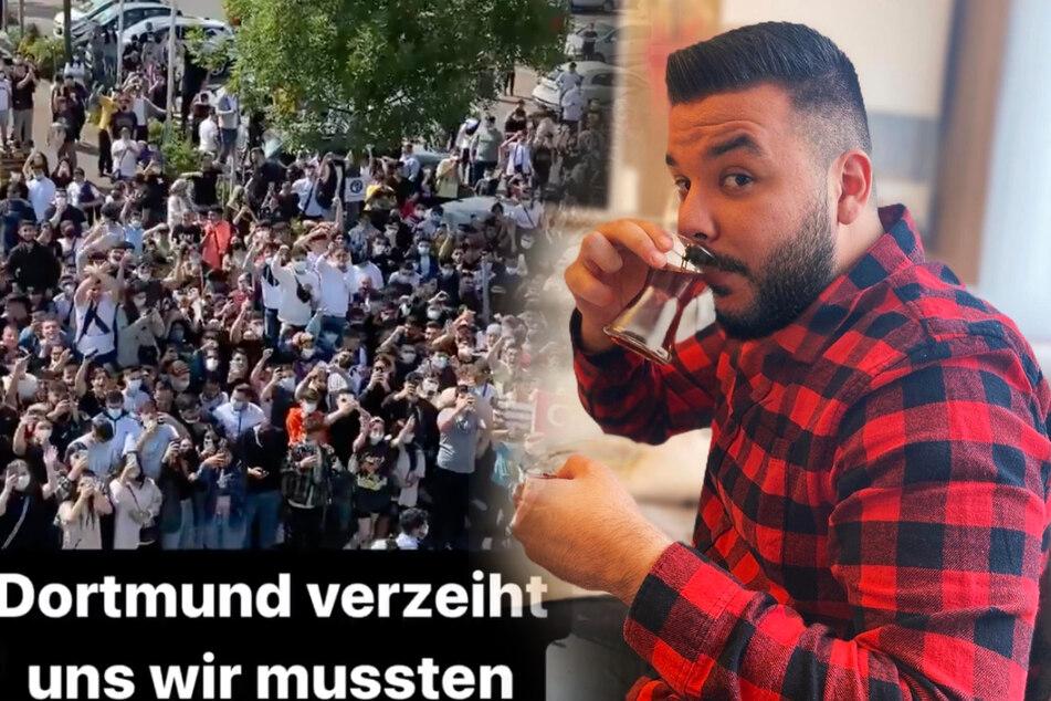 Über 1000 Teilnehmer: Werbeaktion von YouTuber läuft aus dem Ruder