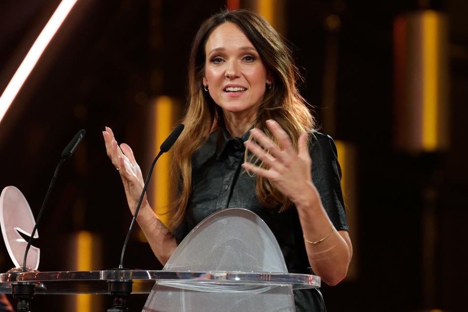 """Die Komikerin Carolin Kebekus (40) wurde beim """"Deutschen Comedypreises 2019"""" ausgezeichnet."""