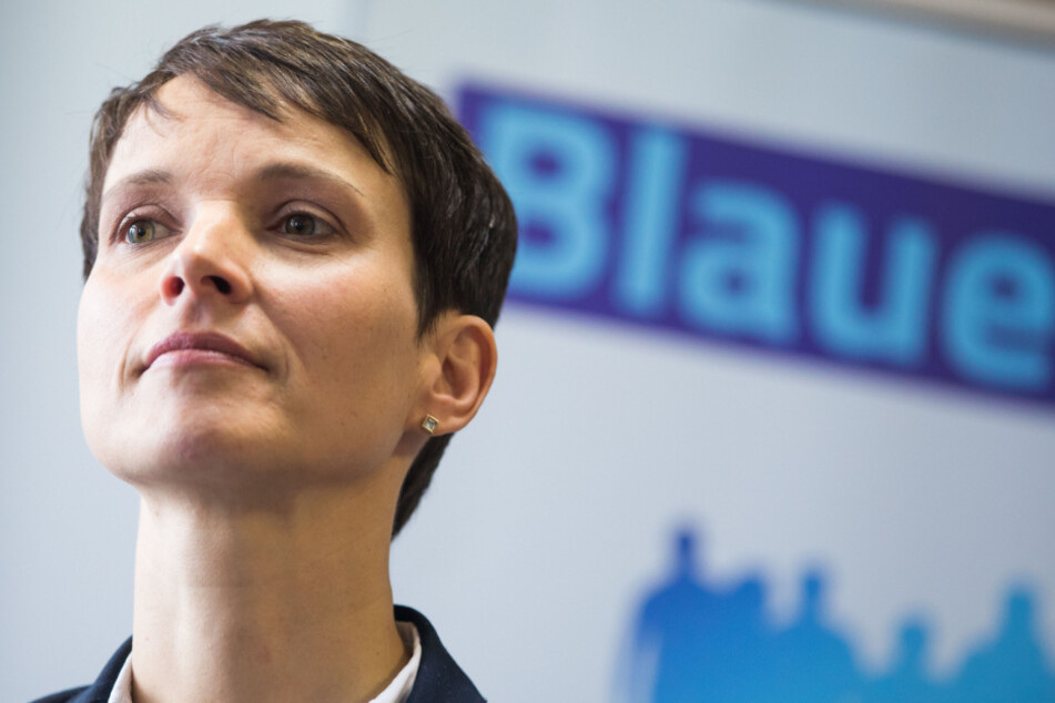 Die von Frauke Petry als Alternative zur AfD gegründete Blaue Partei gibt es inzwischen nicht mehr.