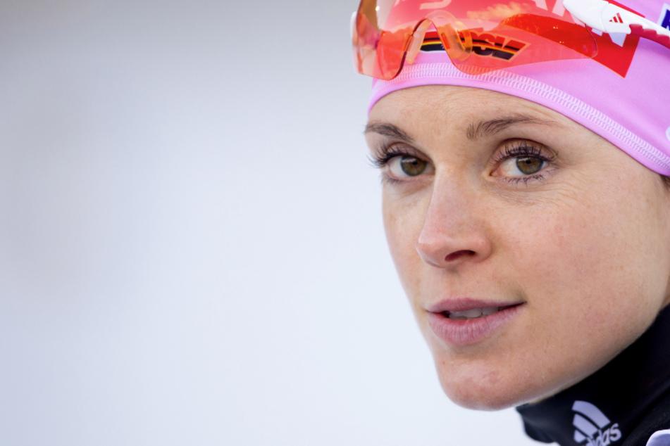 Neue Doping-Aussagen: Ex-Biathletin Evi Sachenbacher-Stehle reagiert fassungslos