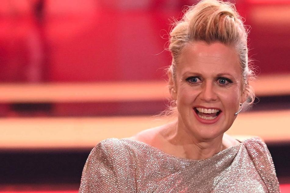 """Barbara Schöneberger als Ersatzlehrerin: """"... da muss ich tatsächlich lachen"""""""