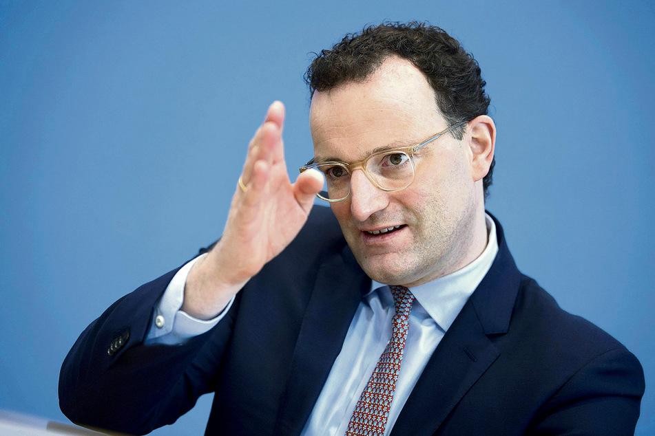 Bundesgesundheitsminister Jens Spahn (40, CDU) will härter gegen Impf-Vordrängler vorgehen