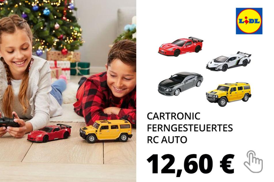 cartronic Ferngesteuertes RC Auto