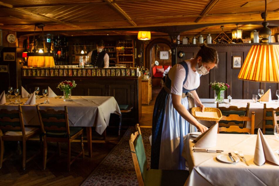 Anträge auf Corona-Hilfe für Hotels und Gastro bald möglich