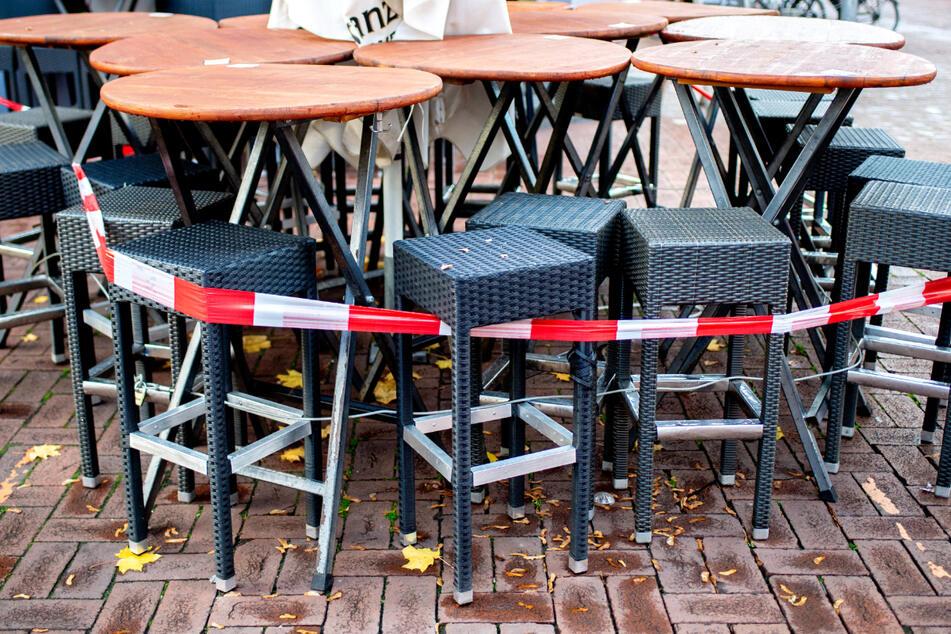 Viele Lokale und Restaurants in Hessen würden gerne die Außengastronomie wieder öffnen.