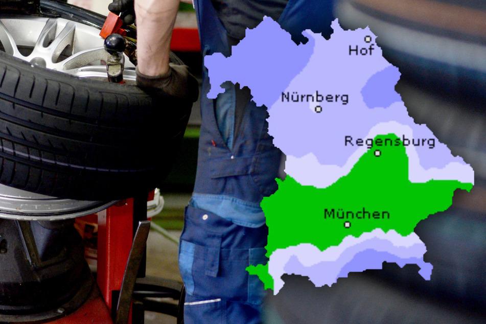 Winter ade? Von wegen! Experten warnen vor frühzeitigem Reifenwechsel