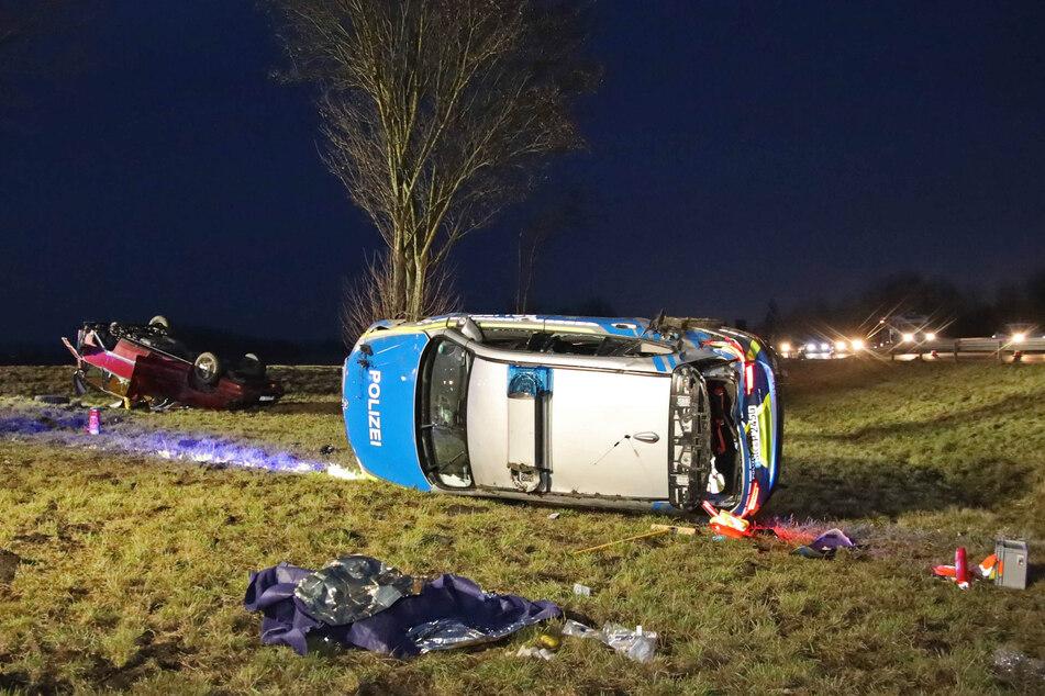 Unfall A92 Nachrichten von München bis Deggendorg (Foto: Alexander Auer/dpa).