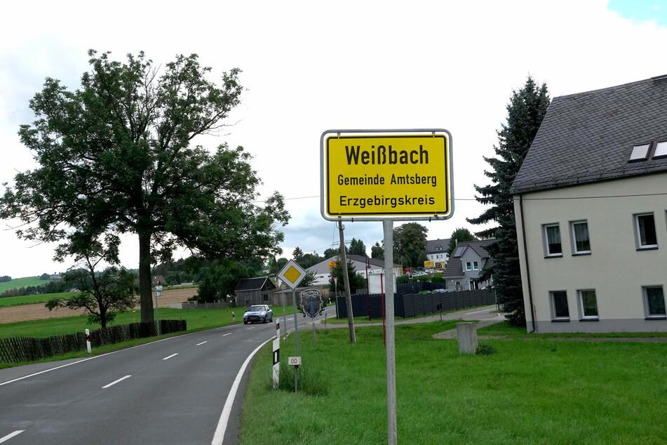 Im Amtsberger Ortsteil Weißbach fand ein Pilzsammler weitere Leichenteile - Kopf und Körper.