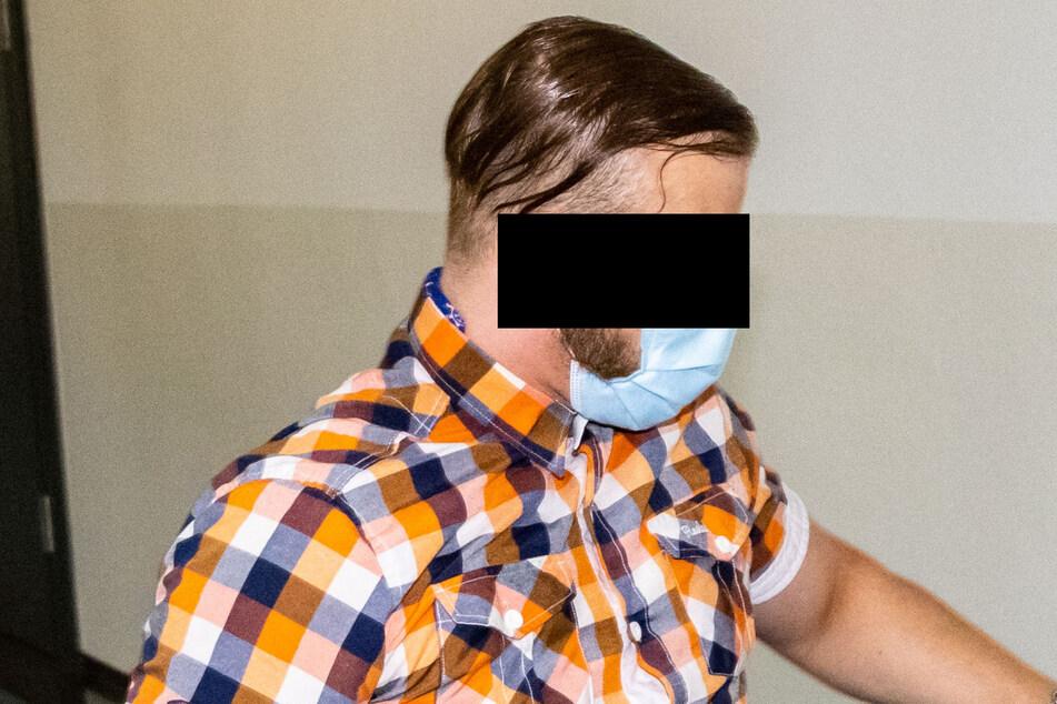 Patrick U. (30) attackierte einen Sicherheitsmitarbeiter.