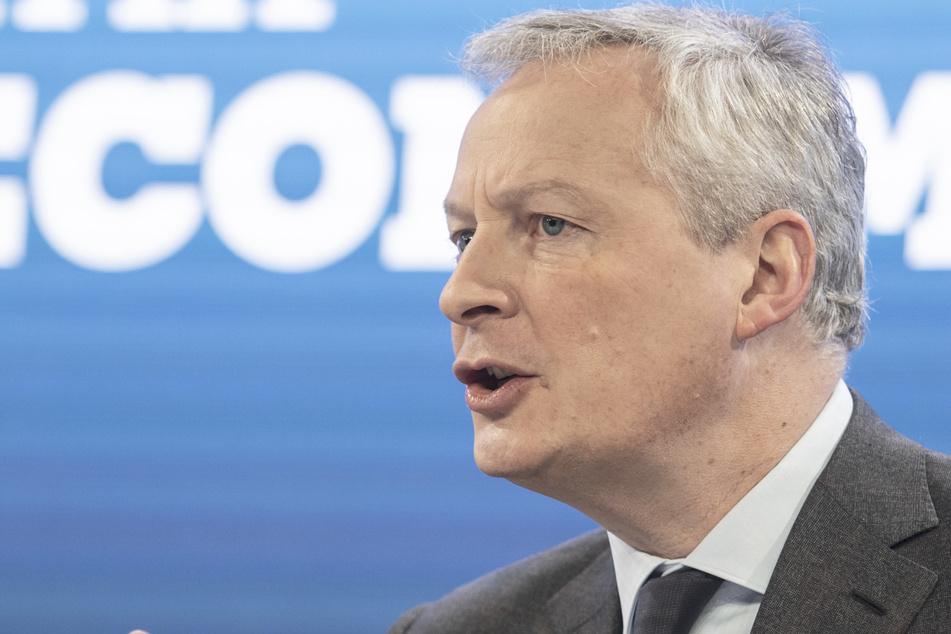 Frankreichs Wirtschafts- und Finanzminister Bruno Le Maire (51). (Archivbild)