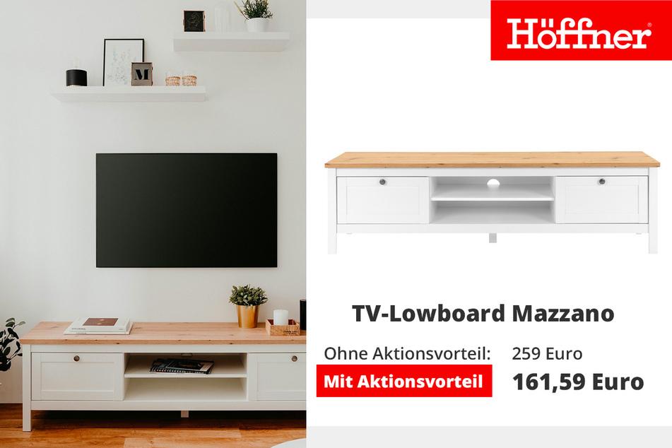 TV-Lowboard Mazzano