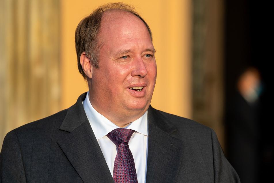 Helge Braun (CDU), Chef des Bundeskanzleramtes und Bundesminister für besondere Aufgaben, nimmt an der Herbstklausur der CSU-Landtagsfraktion teil.