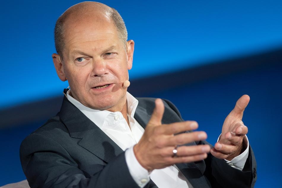Olaf Scholz (63, SPD), Kanzlerkandidat und Bundesminister der Finanzen.