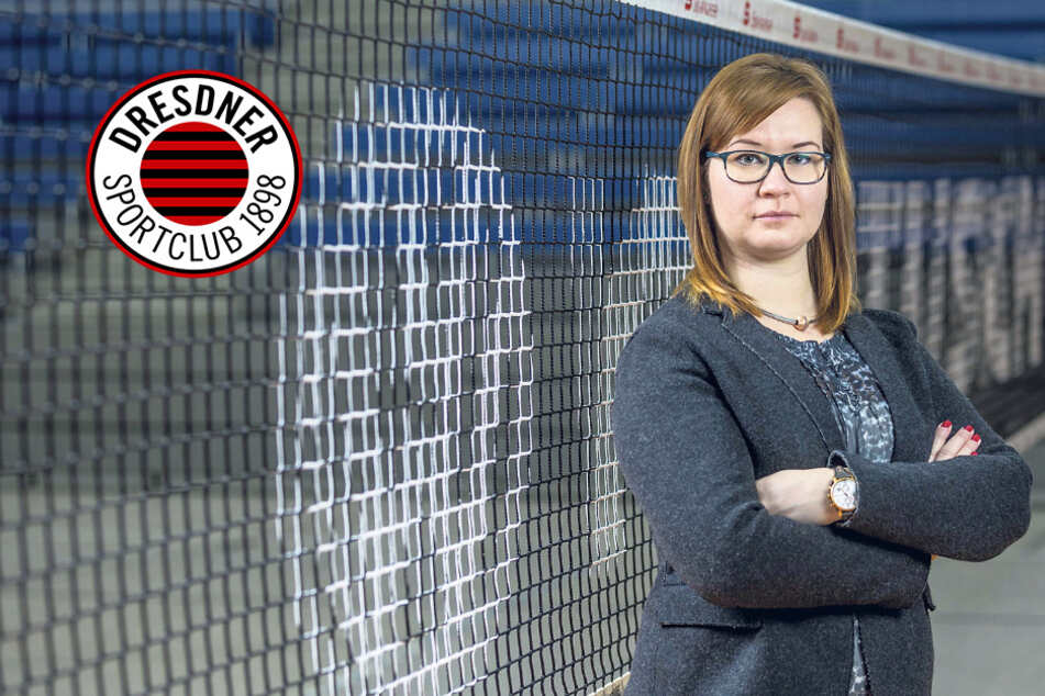 Corona überstanden: DSC-Geschäftsführerin Sandra Zimmermann über ihre Erkrankung