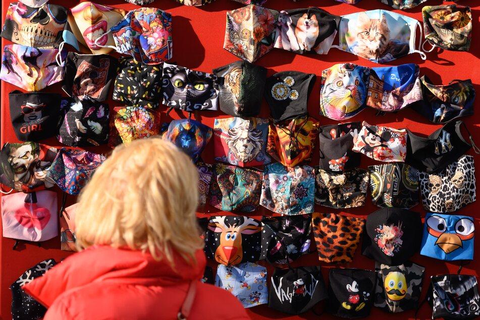 Die Stadt Dresden meldet einen Anstieg von 400 Neuinfektionen innerhalb von 24 Stunden. Wichtiger denn je: Maske tragen!