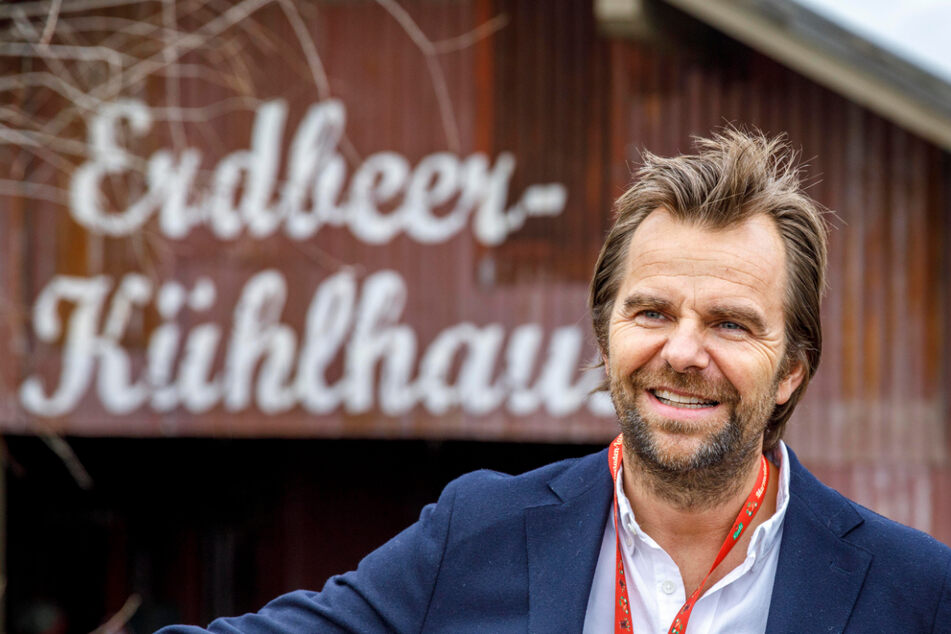 "Der Erd-Bär: ""Karls""-Chef Robert Dahl (49)."