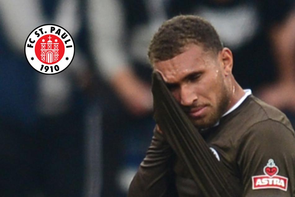 Verletzungspech beim FC St. Pauli: Lankford fällt erstmal aus