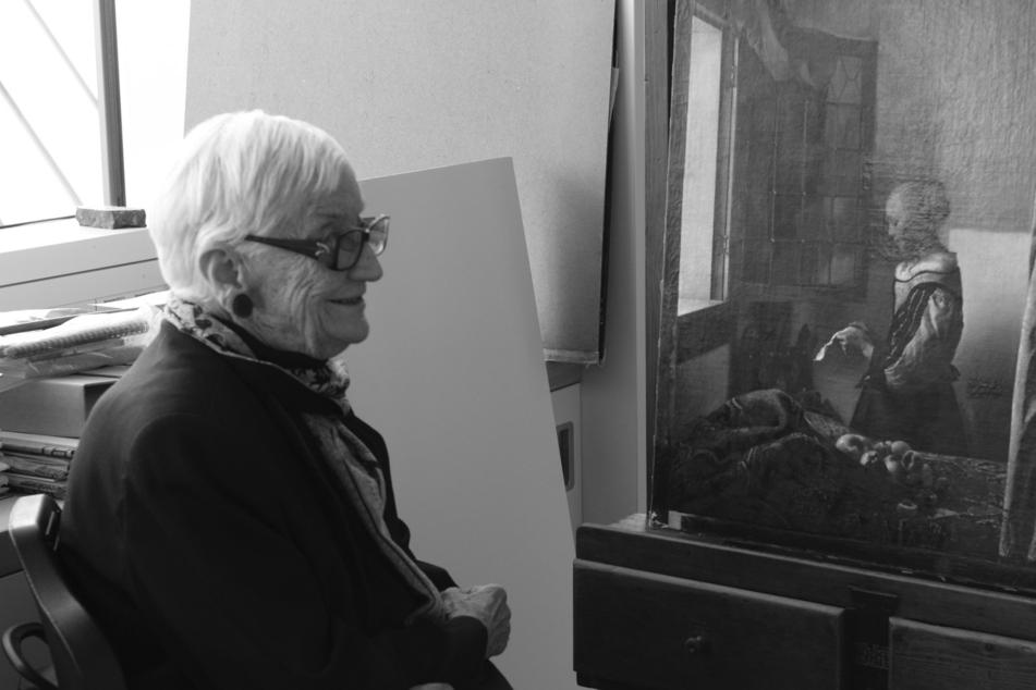 Annaliese Mayer-Meintschel (†91) war von 1968 bis 1991 Direktorin der Gemäldegalerie.