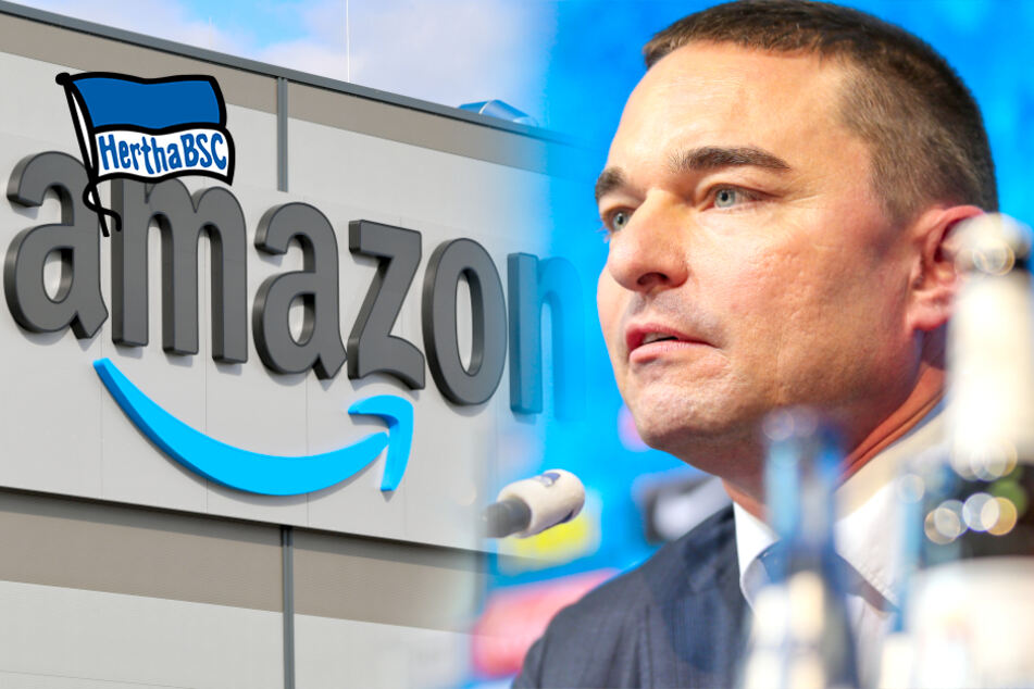 Amazon oder Tesla als neuer Hertha-Sponsor? Das sagt Investor Windhorst
