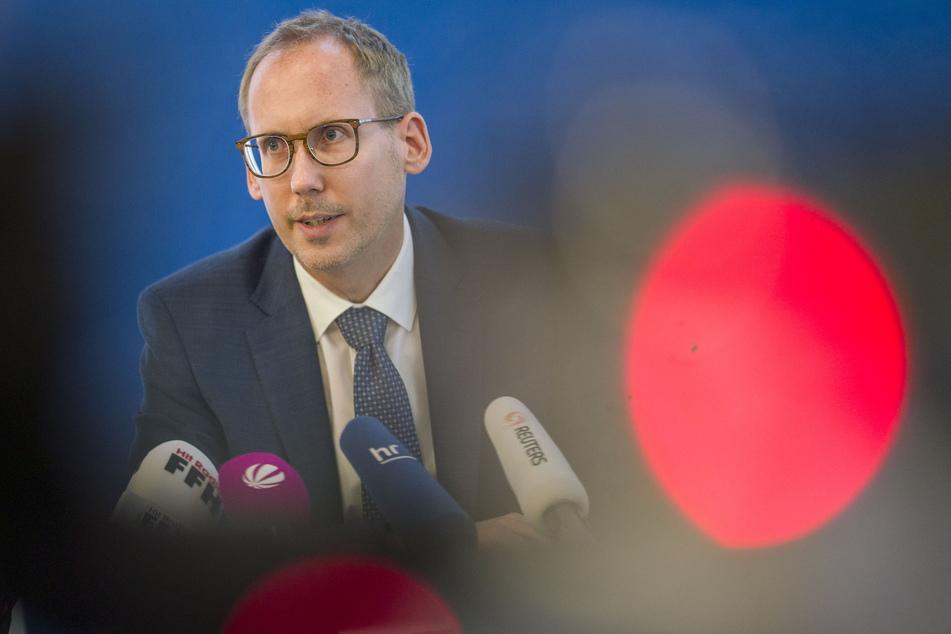 Hessens Sozialminister Kai Klose (46). (Archivbild)