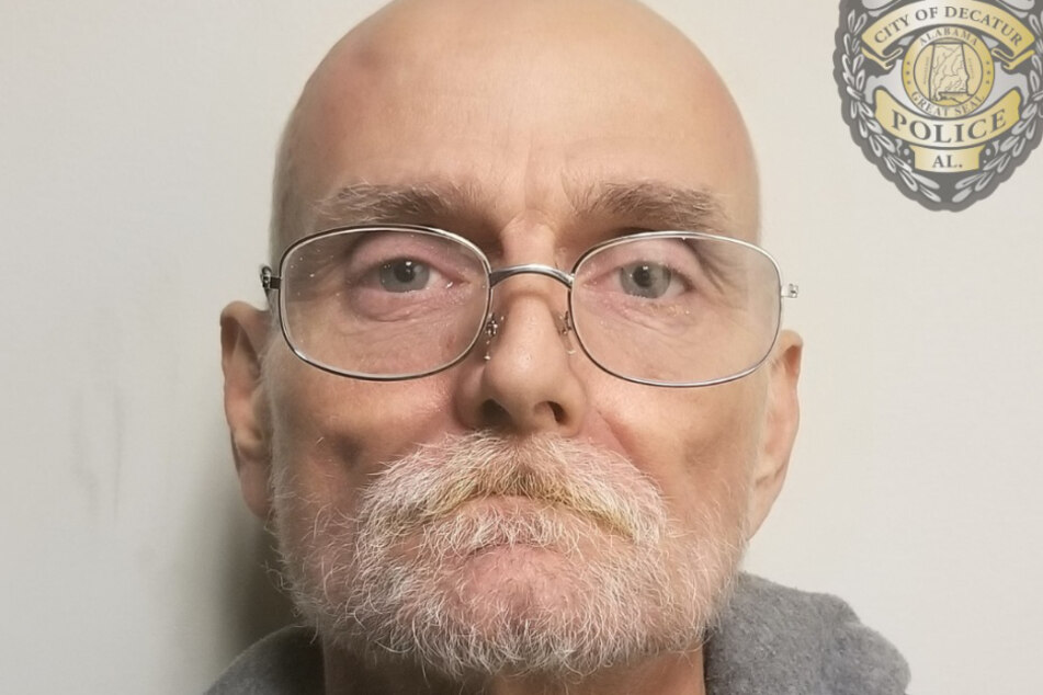 Johnny Dwight Whited (53) in a police mugshot.