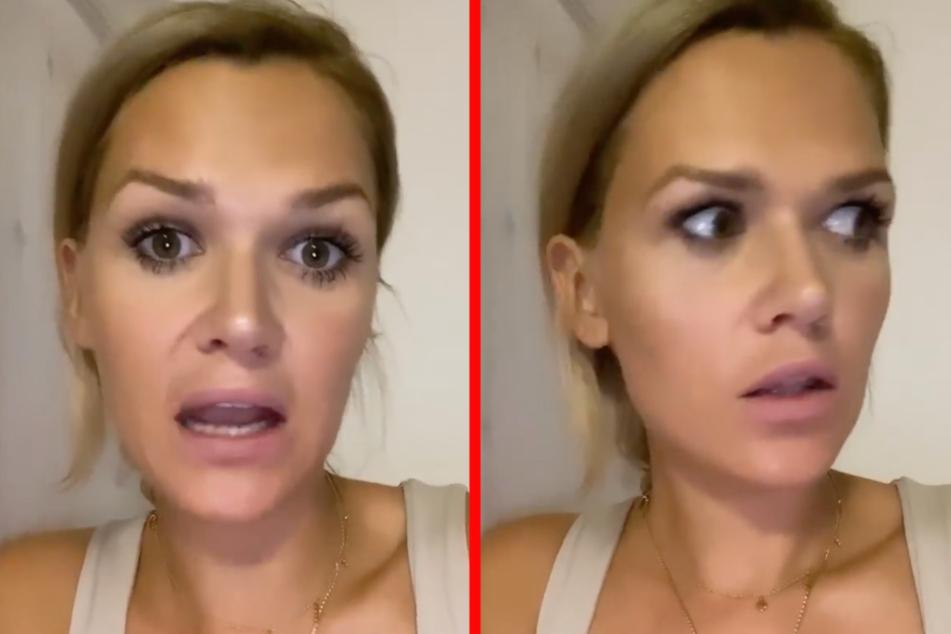 """""""Immer mehr Schiss"""": Sara Kulka von irrem Stalker bedroht!"""