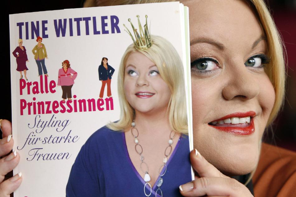 Die 46-Jährige hat bereits mehrere Bücher veröffentlicht.