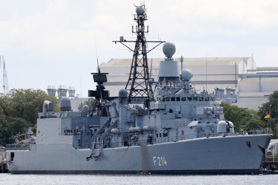 Kriegsschiffe machen sich für Nato-Manöver in der Ostsee bereit