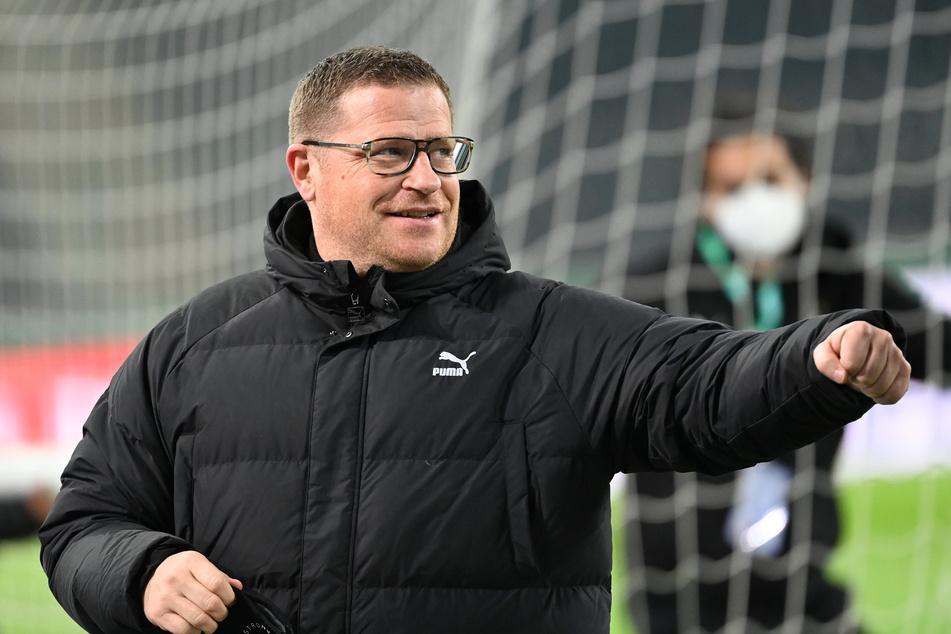 Ist Gladbachs Manager Max Eberl (47) da etwa ein irrer Trainer-Coup gelungen?