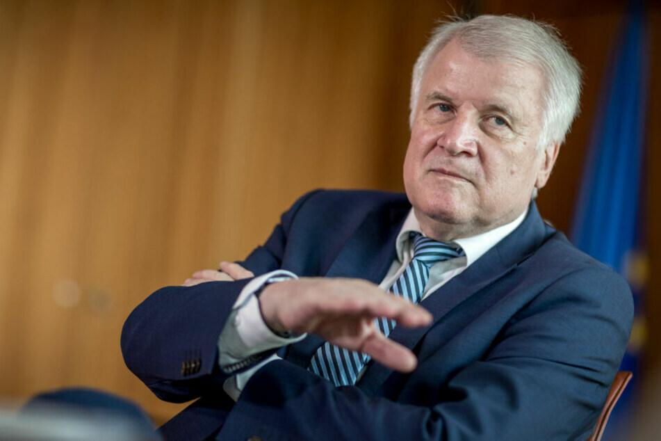 Bundesinnenminister Horst Seehofer (71) weist Kritik an den Grenzkontrollen zurück. (Archiv)