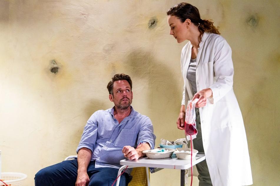 Finn erhält eine Blutspende von seinem verhassten Bruder Justus. Rettet die ihm das Leben?