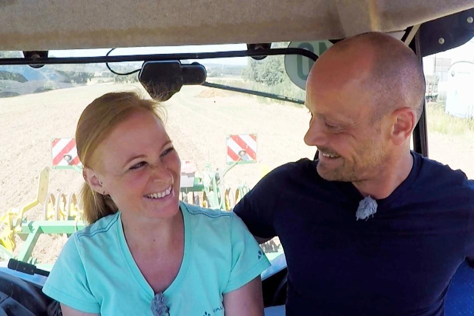 Bei Schweinebauer Thomas U. (38) und Nicole (39) aus Wien herrscht mittlerweile richtig dicke Luft.
