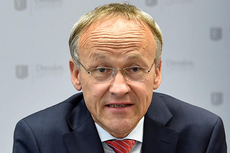 Sportbürgermeister Peter Lames (57, SPD).
