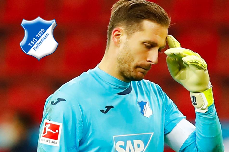 Hoffenheim-Keeper Baumann droht nach Schiedsrichter-Kritik Ärger!