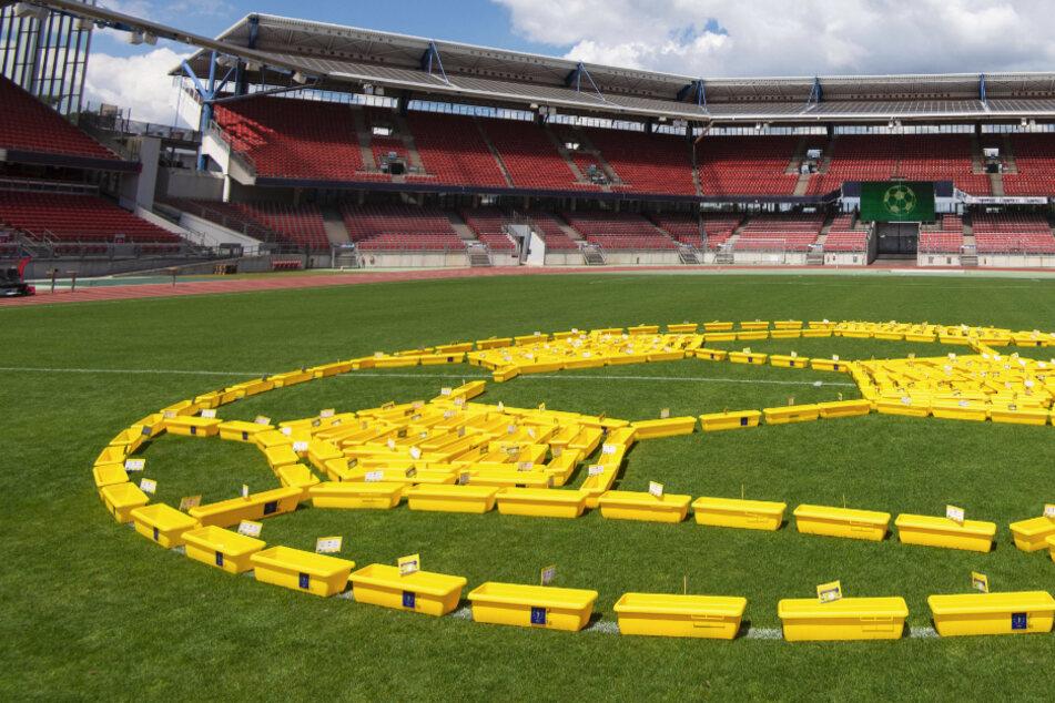 Einige Fans dürfen wieder in das Nürnberger Stadion: Der Anlass ist aber ungewöhnlich