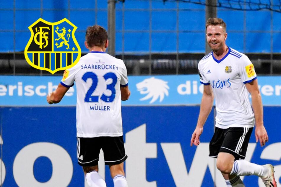 1. FC Saarbrücken mischt die 3. Liga auf! Ungeschlagener Aufsteiger ist Spitzenreiter