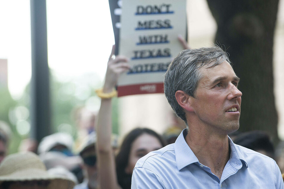 Former Congressman Beto O'Rourke is rumored to be seriously considering a run for governor in 2022.