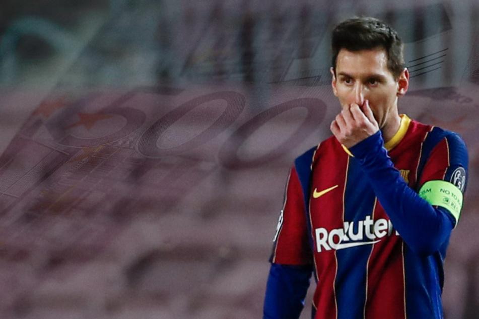 Messis Mega-Gehalt enthüllt: Treiben diese exorbitanten Summen den FC Barcelona in den Abgrund?