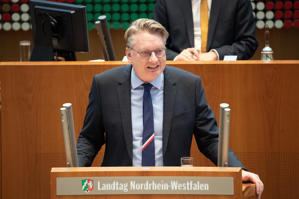 Den Antrag wolle die Fraktion am Donnerstag im Plenum einbringen, teilte AfD-Fraktionschef Markus Wagner am Dienstag mit (Archivbild).