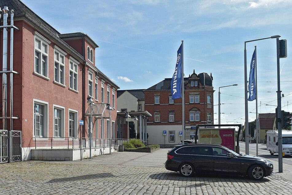 Im Fördergebiet Leuben soll die ehemalige Staatsoperette zum soziokulturellen Stadtteilzentrum werden.