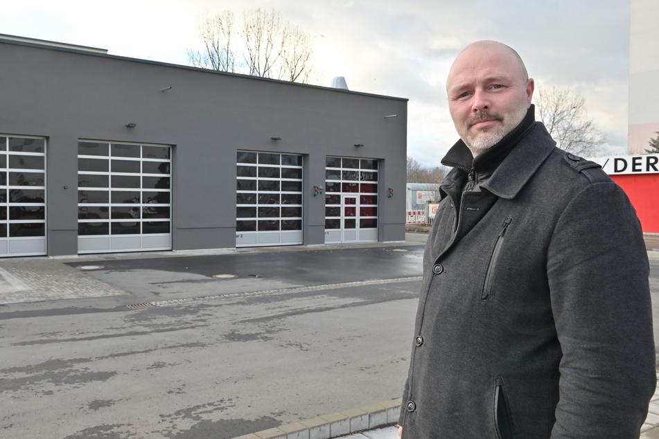 Stadtrat Nico Köhler (44, AfD) fordert ein schnelles Handeln der Verwaltung.