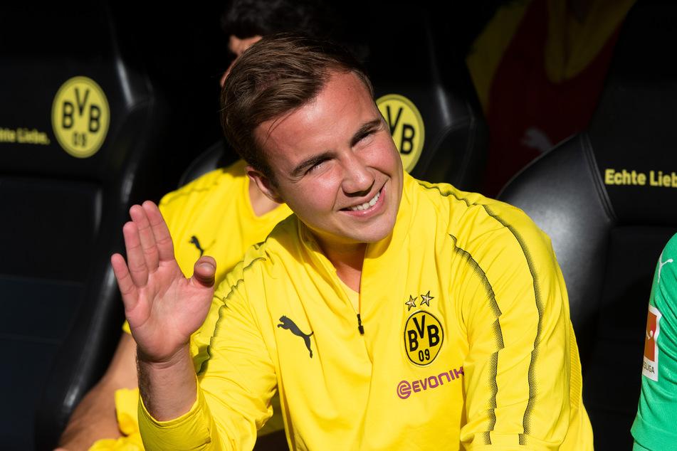 Mario Götze (28) verabschiedete sich ein zweites Mal vom BVB. Steht er nun kurz vor einem Wechsel zu AS Monaco?